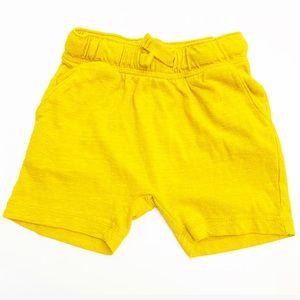Old Navy Golden Yellow Soft Shorts | SZ 2T